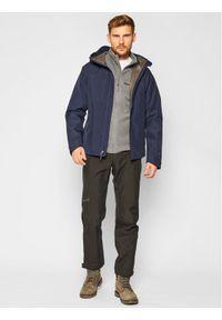 Niebieska kurtka turystyczna Marmot