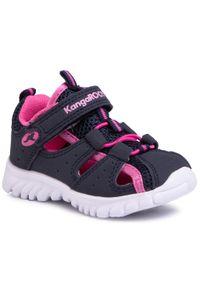 Niebieskie sandały KangaRoos rockowe