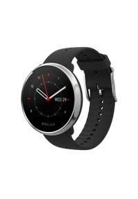 Czarny zegarek POLAR sportowy, cyfrowy