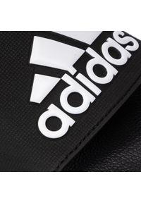 Czarne klapki Adidas
