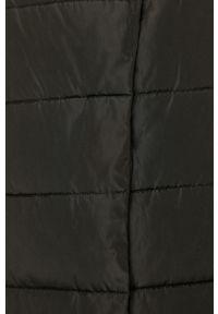Czarna kurtka Cross Jeans bez kaptura, casualowa, na co dzień