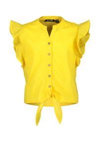 Żółta bluzka Blue Seven krótka