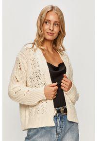 Kremowy sweter rozpinany Brave Soul