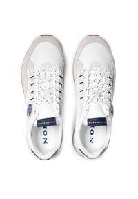 North Sails Sneakersy RW-04 First Biały. Kolor: biały #3