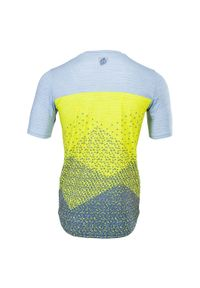 Koszulka rowerowa męska Silvini Denno SS MD1803. Materiał: włókno, syntetyk, materiał. Wzór: gładki. Sezon: lato