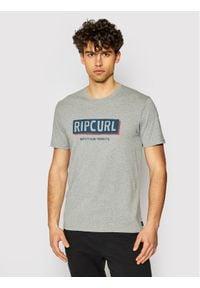 Rip Curl T-Shirt Boxed CTERK9 Szary Standard Fit. Kolor: szary