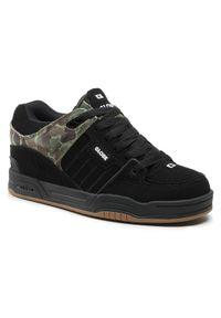 Globe Sneakersy Fusion Czarny. Kolor: czarny