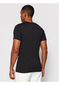 TOMMY HILFIGER - Tommy Hilfiger Komplet 3 t-shirtów 2S87903767 Czarny Regular Fit. Kolor: czarny