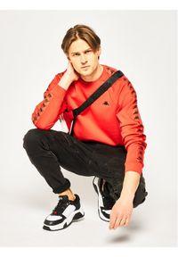 Czerwona bluza Kappa