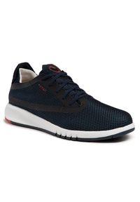 Geox Sneakersy U Aerantis D U047FD 0007T C4277 Granatowy. Kolor: niebieski