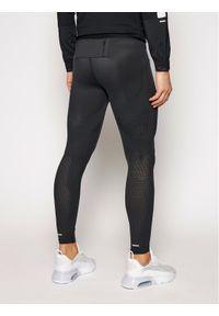 Czarne legginsy sportowe Nike