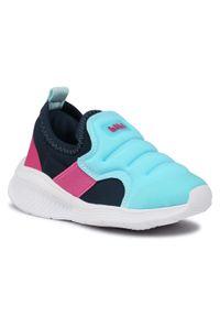 Bibi - Sneakersy BIBI - Fly Baby 1136054 Naval/Pink New/Jeans. Okazja: na co dzień. Kolor: niebieski. Materiał: materiał. Szerokość cholewki: normalna. Styl: casual