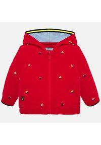 Czerwona bluza Mayoral #3