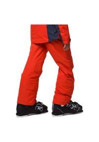 Spodnie dla dzieci narciarskie Rossignol RLJYP11. Materiał: syntetyk, poliester, tkanina, materiał. Sezon: zima. Sport: narciarstwo