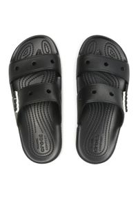 Klapki CROCS - Classic Crocs Sandal 206761 Black. Kolor: czarny