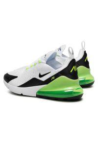Białe buty sportowe Nike z cholewką, na co dzień, Nike Air Max