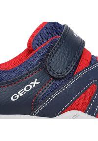 Niebieskie półbuty Geox #7