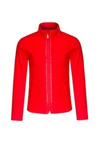 Czerwona bluza Poivre Blanc sportowa