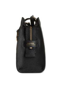 Czarna torebka Lauren Ralph Lauren