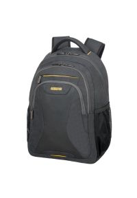 Plecak na laptopa AMERICAN TOURISTER At Work 15.6 cali Szary. Kolor: szary. Styl: biznesowy