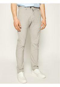 Strellson Spodnie materiałowe Code 30020089 Szary Slim Fit. Kolor: szary. Materiał: materiał