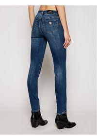 Niebieskie jeansy slim Armani Exchange #5