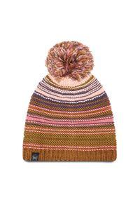Zielona czapka zimowa Buff