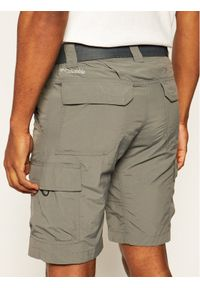 Szare spodnie columbia