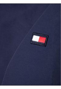 Niebieska kurtka przejściowa TOMMY HILFIGER #4