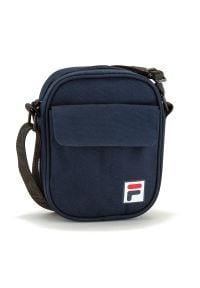 Fila - FILA PUSHER BAG MILAN > 685046-170. Materiał: materiał, poliester