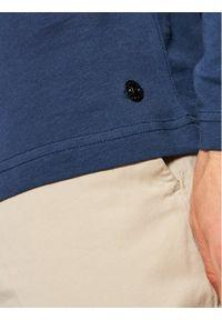 Niebieski golf Pierre Cardin z golfem