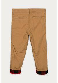 Beżowe spodnie GAP casualowe, na co dzień