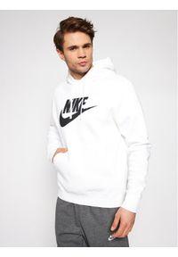 Nike Bluza Sportswear Club Fleece BV2973 Biały Standard Fit. Kolor: biały