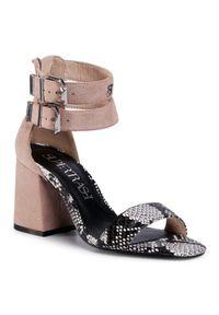 Beżowe sandały SuperTrash