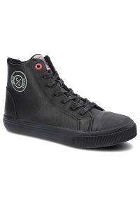 Cross Jeans - Sneakersy CROSS JEANS II2R4009C Czarny. Kolor: czarny