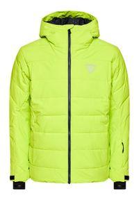 Rossignol Kurtka narciarska Rapide RLIMJ16 Zielony Regular Fit. Kolor: zielony. Sport: narciarstwo #2