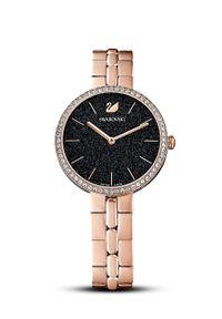 Swarovski - Zegarek COSMOPOLITAN. Materiał: materiał