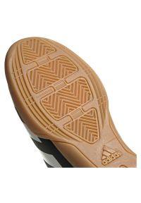 Adidas - Buty halowe dla dzieci adidas Predator 20.4 Sala IN Jr FW9224. Zapięcie: sznurówki. Materiał: syntetyk. Szerokość cholewki: normalna. Wzór: geometria. Sport: piłka nożna