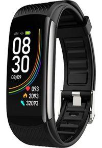 Smartwatch GepardWatches GWB003 Black Czarny (GWB003 Black). Rodzaj zegarka: smartwatch. Kolor: czarny