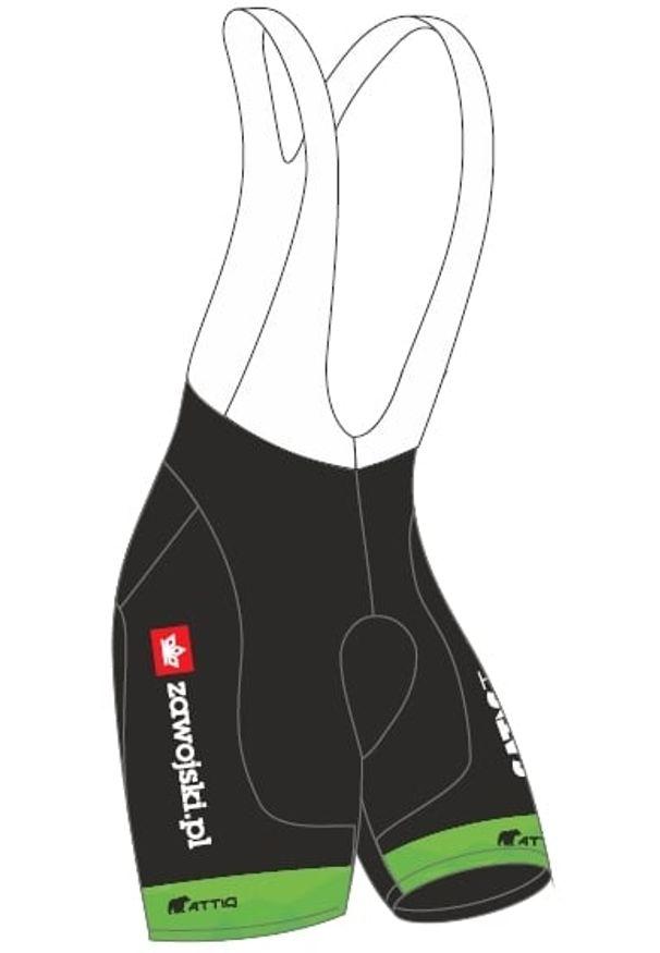Zawojski - Spodenki kolarskie Zawojak Basic. Sport: kolarstwo