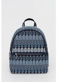 Furla - Plecak Libera. Kolor: niebieski