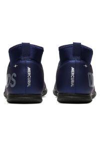 Buty halowe dla dzieci Nike Mercurial Superfly 7 Club MDS IN BQ5417. Materiał: skóra, materiał, syntetyk. Szerokość cholewki: normalna. Sezon: zima. Sport: piłka nożna