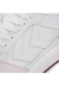 Białe sneakersy Hummel