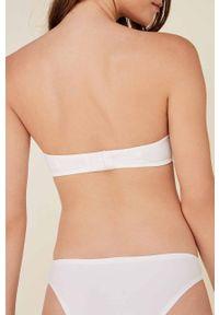 Biały biustonosz Undiz do noszenia na różne sposoby