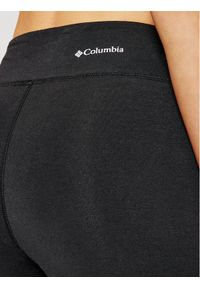 columbia - Columbia Legginsy Lodge 1908741 Czarny Regular Fit. Kolor: czarny #5