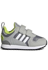 Adidas - adidas ZX 700 HD > GZ7517. Zapięcie: rzepy. Materiał: zamsz, guma, syntetyk. Szerokość cholewki: normalna. Model: Adidas ZX
