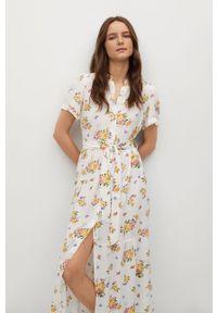 Sukienka mango maxi, na co dzień