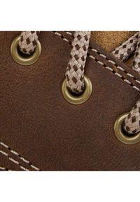 CATerpillar Półbuty P716677 Brązowy. Kolor: brązowy