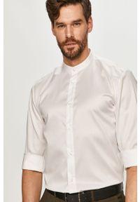 Biała koszula Hugo elegancka, na co dzień