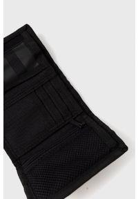 Adidas - adidas - Portfel. Kolor: czarny. Materiał: materiał
